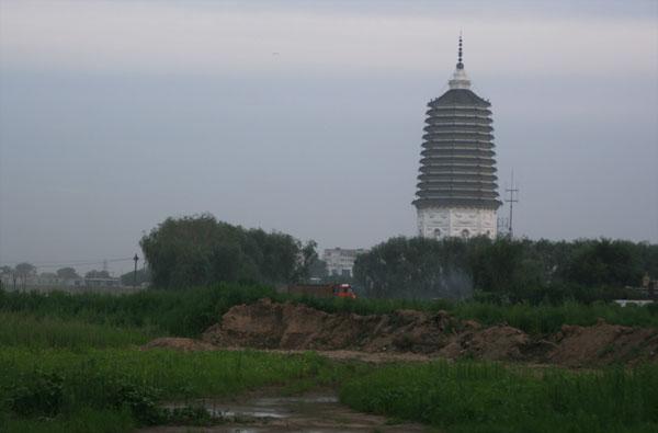 沈阳白塔(在浑南白塔堡)