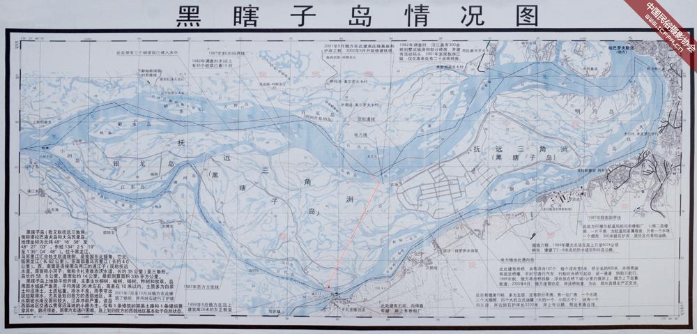 抚远旅游地图 图片合集